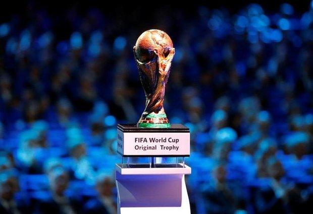 ماه جهانی فوتبال آغاز شد