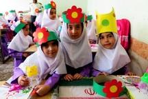 جشن شکوفه های 11 هزار کلاس اولی برگزار شد