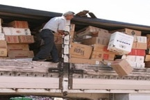 کشف کالای قاچاق میلیاردی در در ایجرود و خدابنده