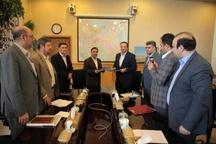 انعقاد موافقت نامه اتصال ریل به مجتمع بندری کاسپین