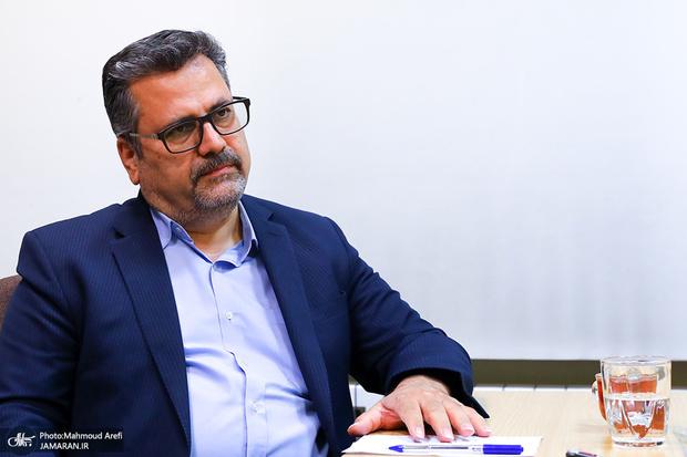 نشست با موضوع میلاد امام خمینی(س) / محمد جواد مرادی نیا