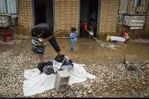 538 واحد مسکونی آسیب دیده از سیل در سمنان قابل بازسازی نیست