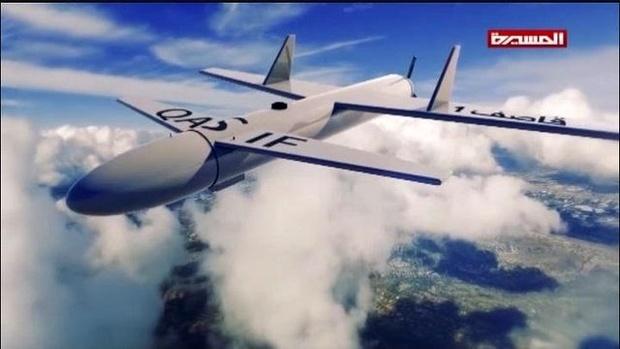 حمله هوایی گسترده انصارالله یمن به فرودگاه جیزان در عربستان