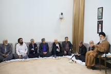 بیانات رهبر انقلاب در دیدار اخیر با تهیهکنندگان، کارگردانان و بازیگران سینما