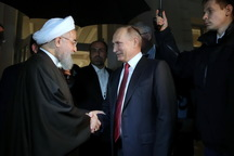 روحانی عازم تهران شد