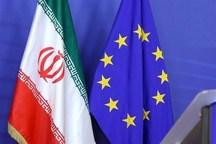 واکنش اروپا به بازگشت تحریم های ضد ایرانی از سوی آمریکا: متعهد به حفظ و نگهداری کانال های مالی با ایران و تداوم صادرات نفت و گاز این کشور هستیم