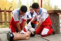 آگاهی مردم از آموزش های امدادی از خسارت حوادث می کاهد
