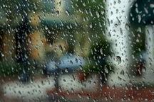 بارش باران ادامه دارد