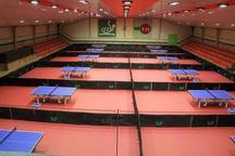 اصفهان توان میزبانی رقابت های بین المللی تنیس روی میز را داراست