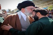 پست صفحه اینستاگرام رهبر انقلاب به مناسبت روز پاسدار