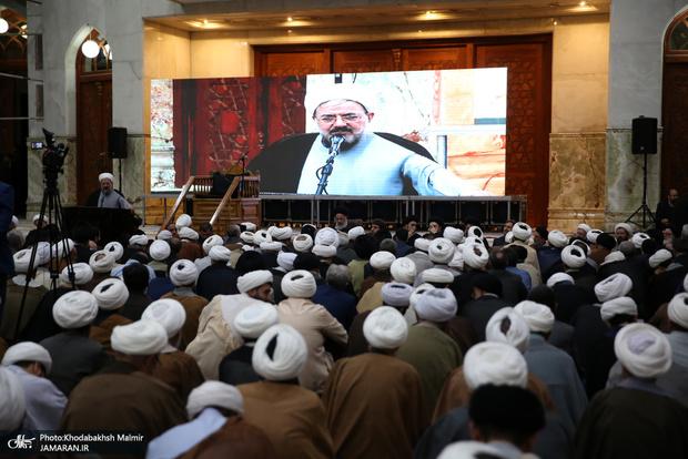 رستگاری: امام خمینی(س) یکی از مصادیق شجره طیبه است/ بیت امام حقیقتا امید اسلام، انقلاب، امام و امت هستند