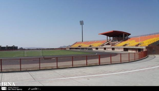 وزیر ورزش و جوانان ورزشگاه تربت حیدریه را افتتاح کرد