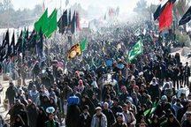 37 هزار زائر استان مرکزی در پیاده روی اربعین شرکت کردند