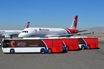 بازگشت پرواز تبریز- باکو به علت ورود گنجشگ به موتور هواپیما