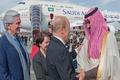 عکس/ چمدان های ولیعهد عربستان در سفر به پاریس