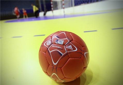 پیروزی تیم ملی هندبال نوجوانان مقابل عمان