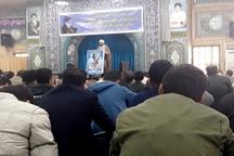 امام جمعه موقت گناوه: درایت رهبری فتنه 88 را ناکام کرد