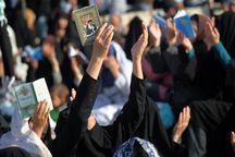 دعای عرفه در هفت مرکز فرهنگی و مذهبی ابرکوه برگزار شد