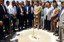 کلنگ احداث میدان معلّم در محمودآباد به زمین زده شد