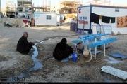 بهداشت و درمان مناطق زلزله زده در کنترل است اپیدمی در منطقه نداریم