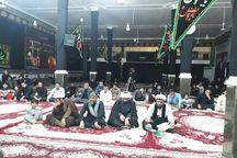 ۵۰ هیات عزاداری در ایرانشهر فعال است