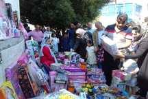 بازار سنتی عیدیا در بهبهان برگزار شد