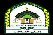 60 نیروی یگان حفاطت خراسان شمالی از عرصه های طبیعی حفاظت می کنند