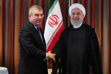 رئیسجمهور روحانی: علی رغم استقلال فدراسیون ها از دولت، همواره حامی ورزش و ورزشکاران کشورمان هستیم