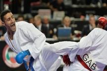 مدال برنز لیگ جهانی کاراته برای ورزشکار کرمانشاهی