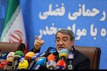 90 درصد اشرار از مرز پاکستان وارد ایران می شوند