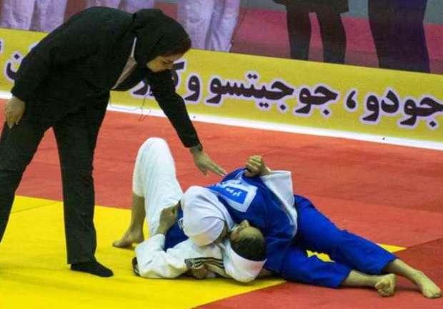 اردوی تیم ملی جودو بانوان در یزد پایان یافت