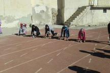 نفرات برتر مسابقات دو و میدانی استان ایلام  مشخص شدند