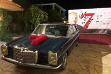 مزایده ماشین پروین در مشهد لغو شد