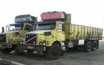 تردد خودروهای سنگین در جاده قدیم قزوین-رشت ممنوع شد
