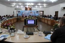 گزارش تصویری جلسه ساماندهی و مدیریت سواحل خوزستان