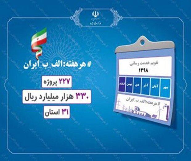 الف، ب، ایران؛ «مشق اراده» در وزارت نیرو