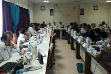 نشست اورژانس هوایی شمال شرق کشور در نیشابور برگزار شد