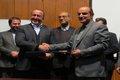 دفتر نمایندگی اتاق بازرگانی ایران و اوکراین در قزوین راهاندازی شد