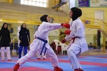 رئیس هیات کاراته: حضور یک بانوی گیلانی در مسابقات جهانی حتمی است