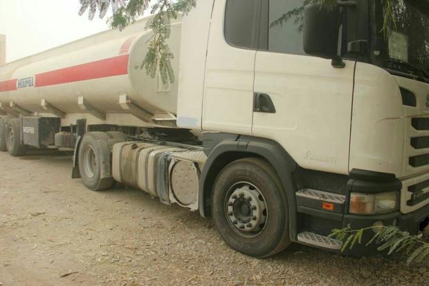 بزرگترین محموله گازوئیل قاچاق در جنوب شرق کشور کشف شد