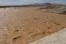 آماده باش شهرستان خاتم برای مقابله با وقوع احتمالی سیلاب