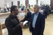 12 هزار نفر در مدارس آبادان اسکان یافتند