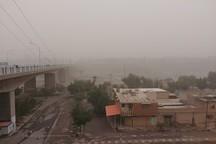 آلودگی هوای دزفول به هشت برابر حد مجاز رسید