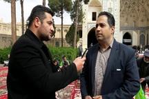 850 نهال بین نمازگزاران شهر سمنان توزیع شد
