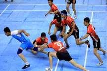 همدان به کاروان تیم ملی کبدی اعزامی به بازیهای آسیایی پیوست