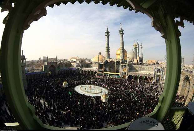 از افتتاح نمایشگاه فرش تا استقبال از کاروان نمادین حضرت معصومه
