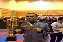 ورزشکار فارسی به تیم ملی کاراته بزرگسالان دعوت شد