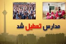 مدارس مناطق سیل زده ایلام سه روز تعطیل شدند