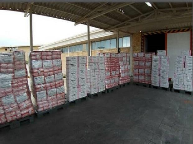 چهار تن اقلام بهداشتی در مناطق سیلزده لرستان توزیع شد