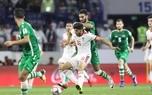 درهای ورزشگاه امان به روی هواداران عراقی باز شد+ عکس و فیلم